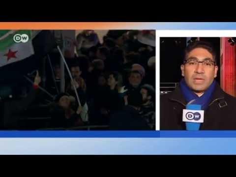 وقفة احتجاجية ضد الارهاب في برلين | الجورنال