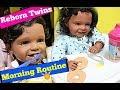 Reborn Twins Morning Routine mp3