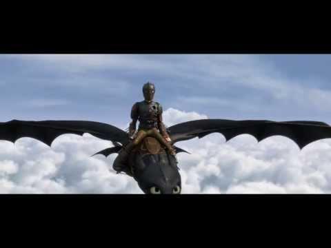 Como Entrenar a Tu Dragón 2 Trailer en Español (Full HD)
