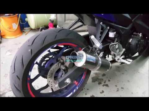 Yamaha YZF R25 Apitech ECU Dyno Tuning - Motodynamics Technology Malaysia