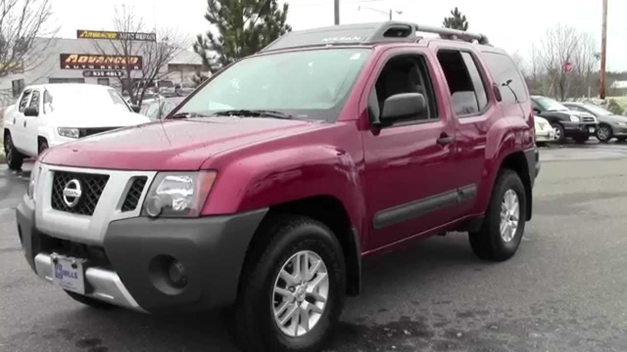 2014 nissan xterra 4wd x 6u140264 youtube. Black Bedroom Furniture Sets. Home Design Ideas