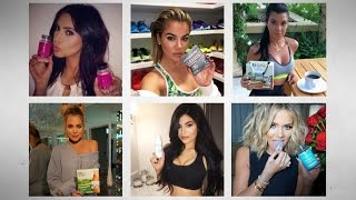 The celebrity sell: Keeping up with the Kardashians' ads (CBC Marketplace)