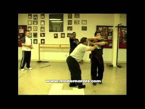Volume 10: Modern Arnis Live Double Stick, Single Stick and Empty Hand Techniques Image 1