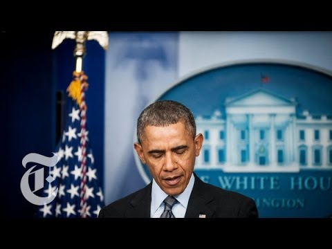 Ukraine 2014 | Obama's Speech Today on Crimea and New U.S. Sanctions | The New York Times