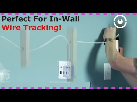 Walabot DIY Track Electrical Wires Behind Your Wall