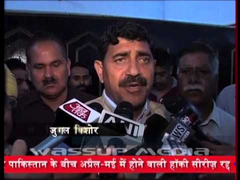 BJP, Panthers walk out of Jammu and Kashmir assembly