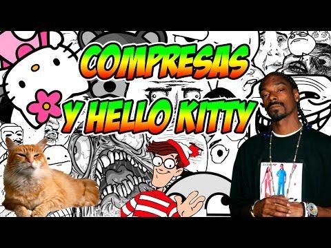 COMPRESAS Y HELLO KITTY!!! | Trolleando en Call of Duty | Elyas