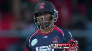 Kamran Akmal Stars as Trinidad & Tobago Red Steel wins their Maiden CPL T20 Title - HD
