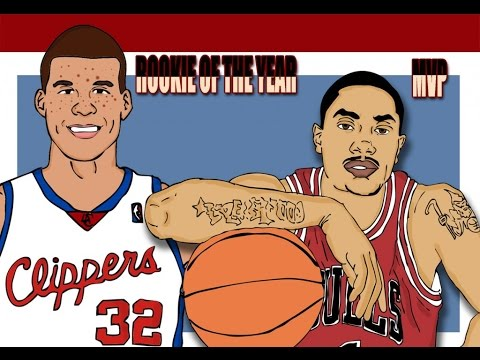 Derrick rose and Eric Gordon vs Blake Griffin in Highschool