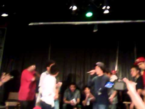 Raptores Guatemala 2014 RAP freestyle Final