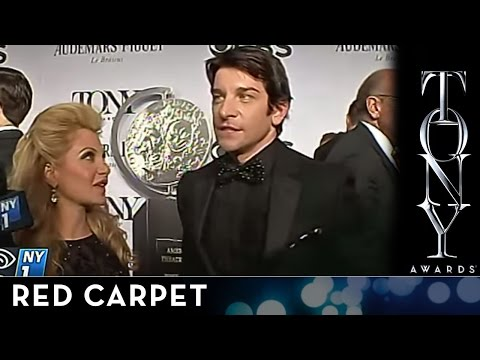 2014 Tony Awards: Red Carpet - Andy Karl and Orfeh