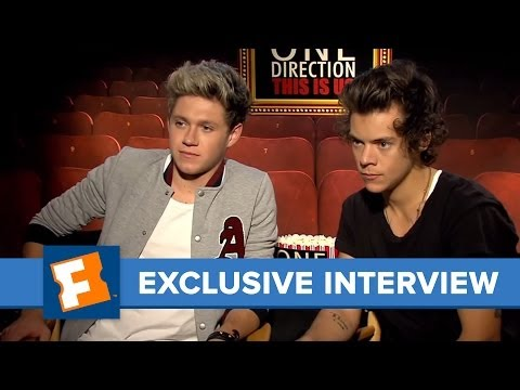 One Direction: This Is Us Exclusive Interview   Celebrity Interviews   FandangoMovies