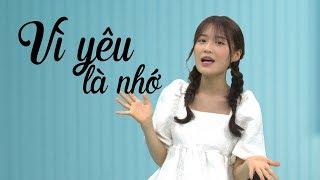 """Muốn tan chảy khi nghe Han Sara hát live """"Vì yêu là nhớ"""""""