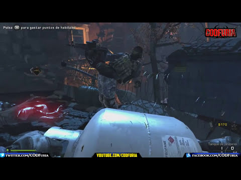 COD GHOSTS || EXTINCION || TRUCO COMO SALIR DEL MAPA POINT OF CONTACT + [BONUS CLIPS]