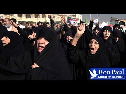 Iran Protests...CIA Fingerprints?