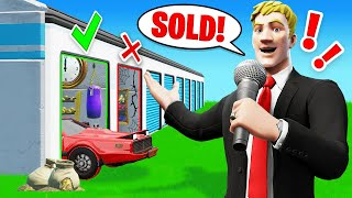 STORAGE WARS in FORTNITE For LOOT