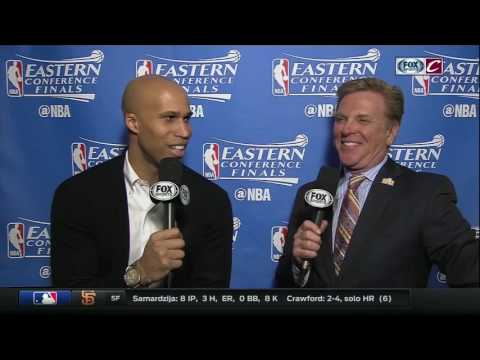 Richard Jefferson on getting Lil Kev into Canada
