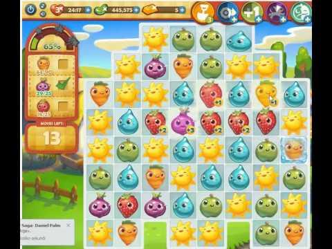 Farm Heroes Saga Level 123