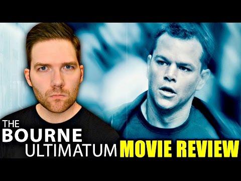 The Bourne Ultimatum - Movie Review