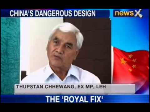 NewsX : Chinese capture Indian Territory.