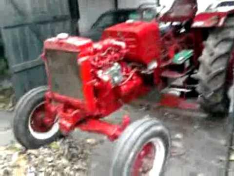 mccormick international harvester d 439 tractor coldstart. Black Bedroom Furniture Sets. Home Design Ideas