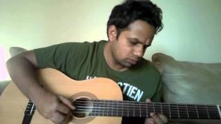 Toh Phir Aao  Roxen   Guitar solo(interlude)  Cover