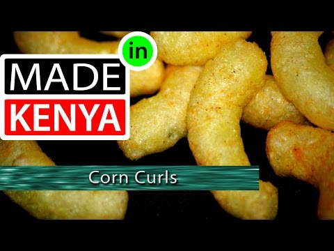 Made In Kenya - Season 1 - Norda Industries - Corn Curls