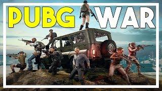 10vs10vs10 BATTLEGROUNDS LIMITED TIME MODE! - Playerunknown's (PUBG) Battlegrounds War Gamemode!