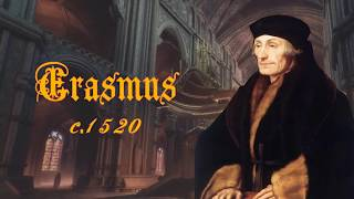Video: In 1516 AD, Erasmus published first Greek NT Bible using unreliable manuscripts - Lorence Yufa (Milwaukee Athiests)