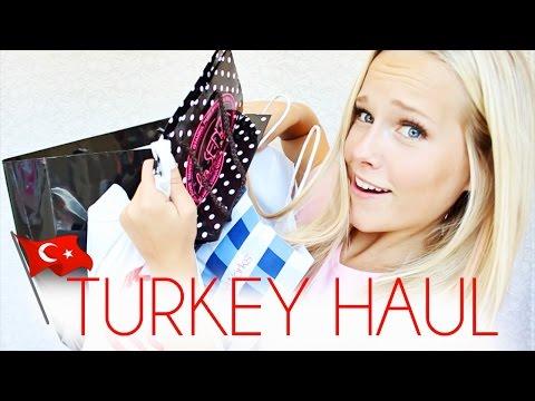 Summer Haul | Turkey, Antalya shopping