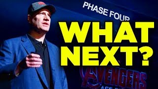Marvel Phase 4 - WHAT NEXT? (Comic-Con 2019 Preview)
