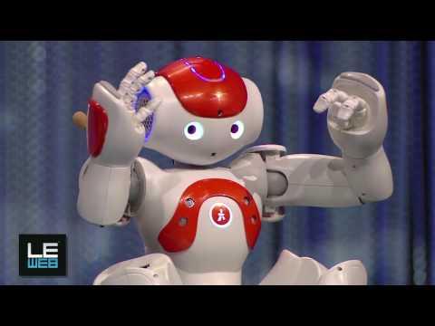 Humanoid robots needs applications ! Bruno Maisonnier – LeWeb'13 Paris –