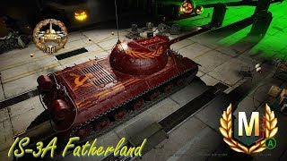 WoT XBOX ONE - IS-3A Fatherland - ACE TANKER