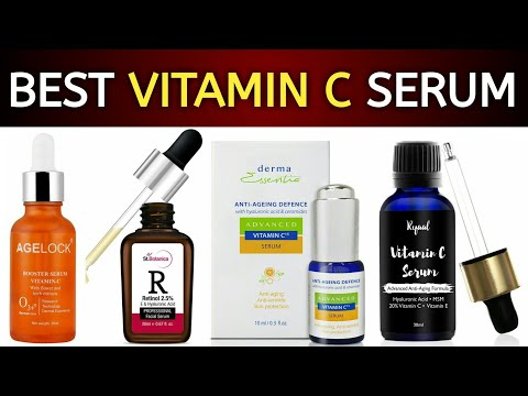 Best Vitamin C Serums for Face in India with Prices 2018