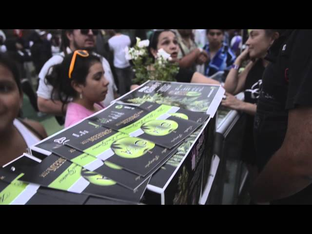 Expoweed Chile 2014