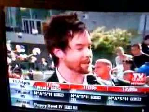 david cook opens up about kimberly caldwell