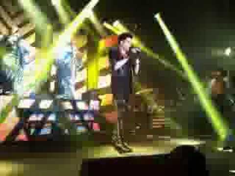 Adam Lambert - IIHY, NL, Cuckoo, NCOE, - Nagoya 25.02.13 (recorded ustream)
