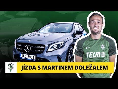 AAA Auto: Vyjížďka s Hráčem měsíce listopadu Martinem Doležalem