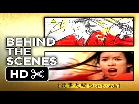 Hero Behind the Scenes - The Golden Forest (2002) - Jet Li, Maggie Cheung Martial Arts Movie HD