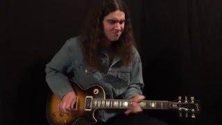 Ram Jam - Black Betty (Guitar Cover by Mike MacKenzie)