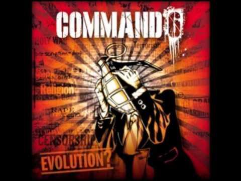 Command6 - Jesus Cry