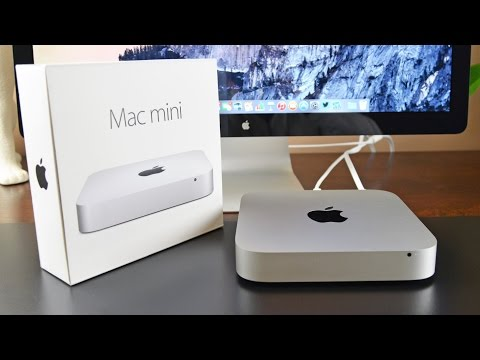 Apple Mac mini (Late 2014): Unboxing & Review