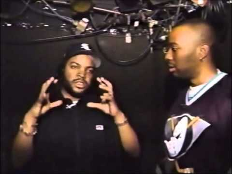 Ice Cube Interview - Rap City 1994