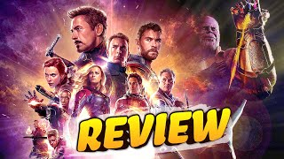 Avengers Endgame  Review!