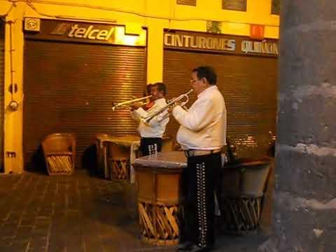 Plaza del los Mariachis en Guadalajara