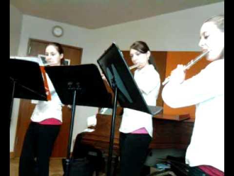 Westlake Christian Academy Flute Ensemble