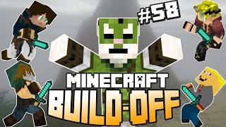 Minecraft Build Off #58 - MINECRAFT RUST!