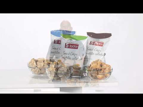 Harley Pasternak - 5-Factor Snack Chips