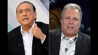 Renato Mauricio Prado relembra briga com Galvão Bueno e saída do SporTV