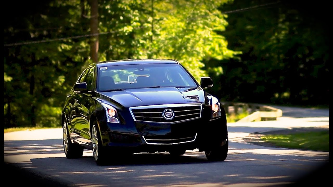 2014 cadillac ats luxury 2 0t awd start up full review exhaust. Cars Review. Best American Auto & Cars Review